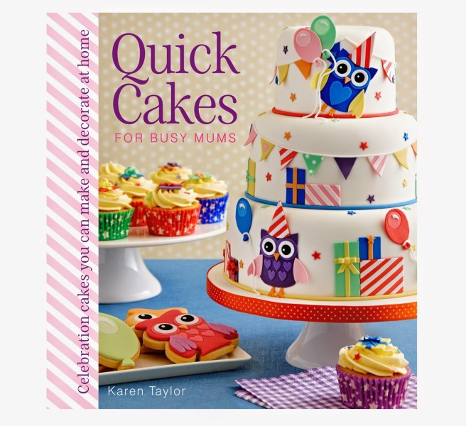 Quick Cakes Cover
