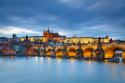 Prague castle, Czech Republic.