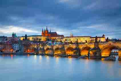 Prague castle, Czech Republic.