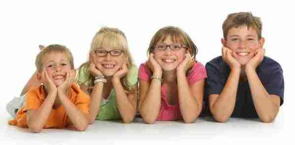 family glasses
