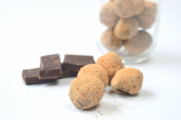 Vegan Dairy and Gluten Free Truffles