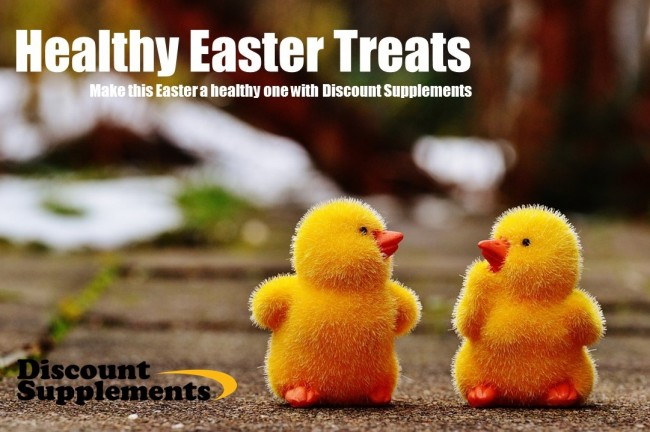 Discount Supplements Healthy Easter Treats