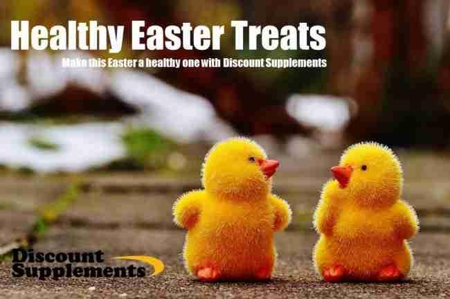 Discount Supplements Healthy Easter Treats
