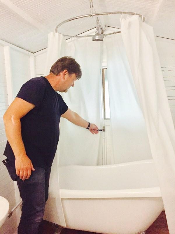 Mike Jollydays Bathroom Tap