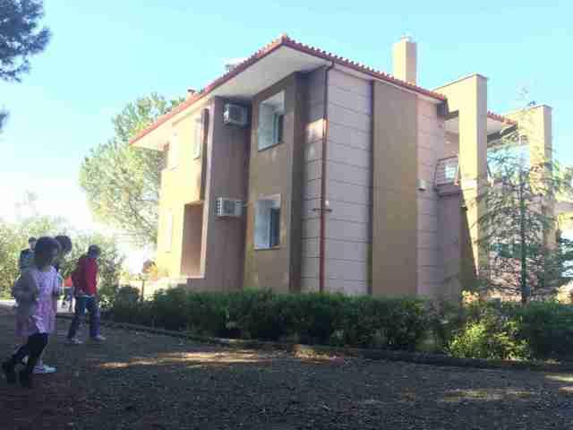 Villa Anna Maria front of house