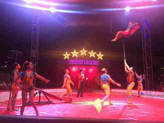 Zippos Circus Hermansito Troupe 4