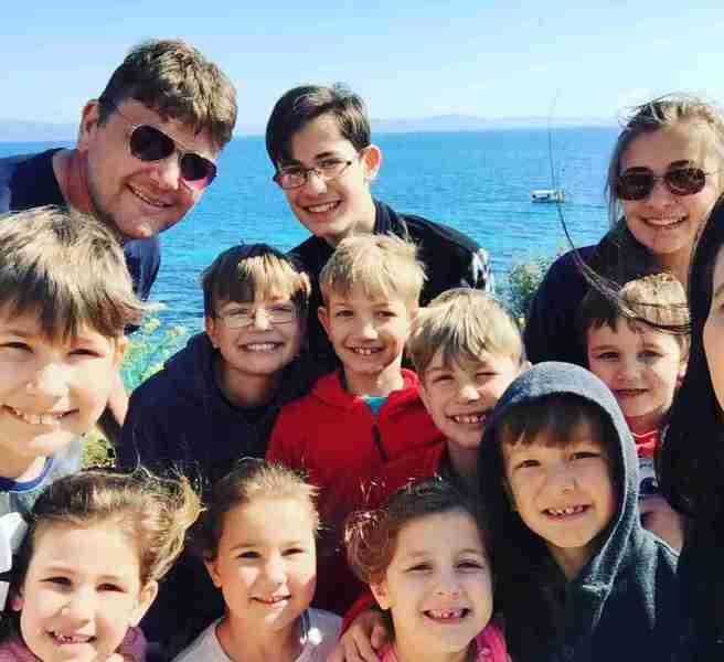 sullivan large family
