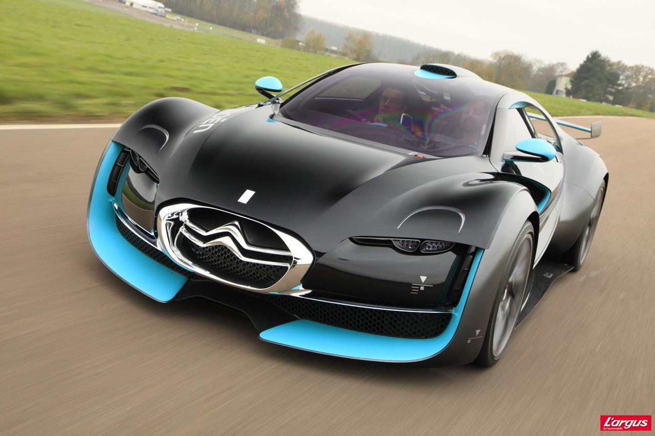 Nos Cars Wallpaper Bugatti Chiron Vs Citro 235 N Survolt Des Ressemblances