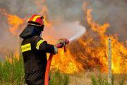 ΤΩΡΑ: Συναγερμός στην Πυροσβεστική Λάρισας από φωτιά σε εταιρία ανακύκλωσης