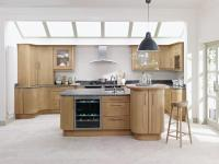 Broadoak Natural Oak Kitchen | Lark & Larks