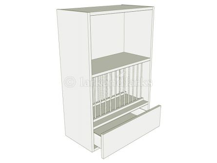 Plate Rack Tall 900mm High Lark Larks
