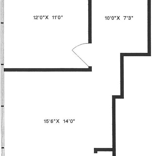 20621 Logan Avenue #205 (dimensions)