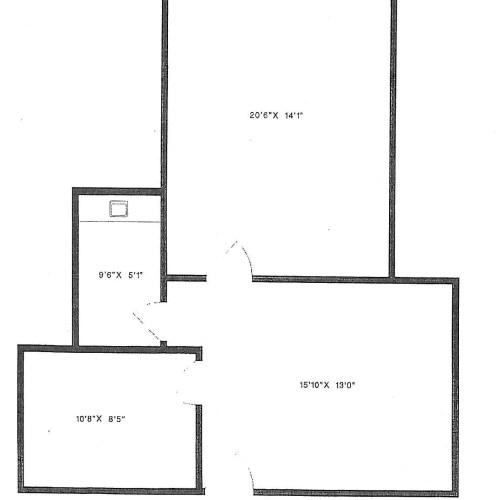 20641 Logan Avenue #104 (dimensions)