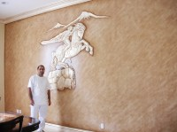 Los Angeles Wall Sculpture Art Plaster Specialist ...