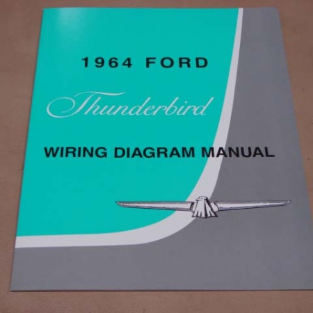 1958-1966 Ford Thunderbird Literature and Manuals Archives - Page 3