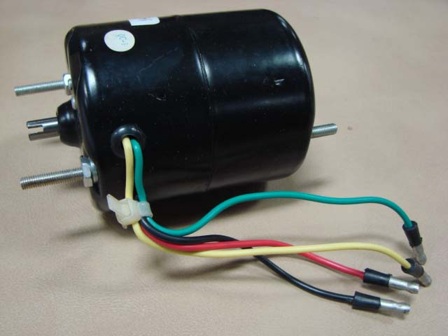 T 14547C Seat Motor Dial-O-Matic 12V For 1955-1956-1957 Ford