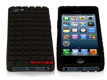 Snugg makes inexpensive rubberized cases for smartphones and tablets