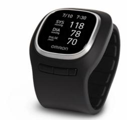 Omron Project Zero blood pressure watch
