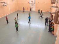 Superfast Epoxy resin for School Sports Hall | Larsen