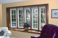 Replacement Windows, Bay Window, Bow Window | Larson Builders