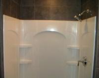 Tile Around Shower Surround | Tile Design Ideas
