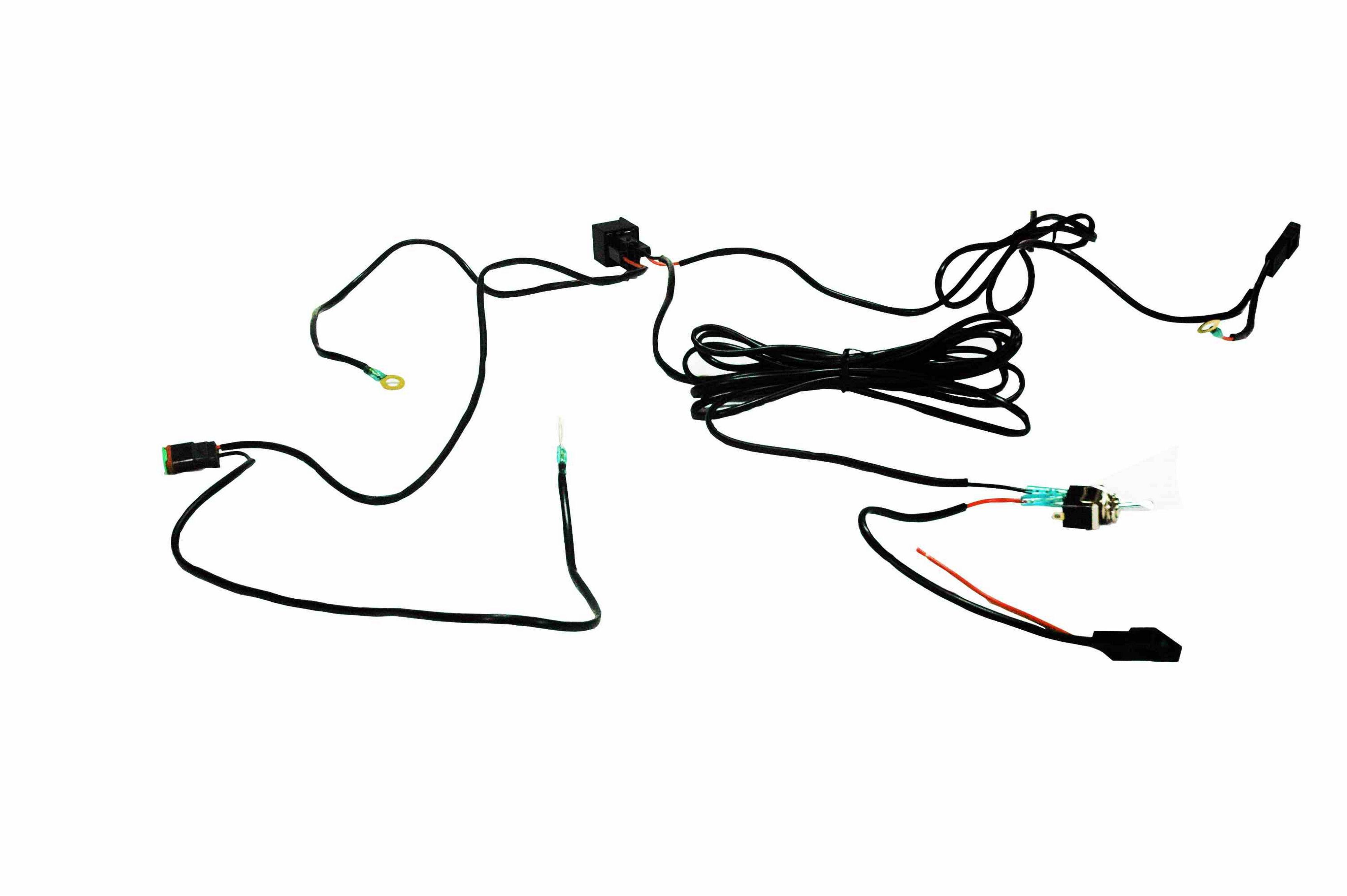 deutsch connector wiring harness