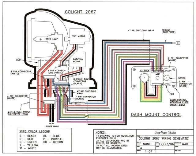 Police Lights Wiring Diagram Electronic Schematics collections