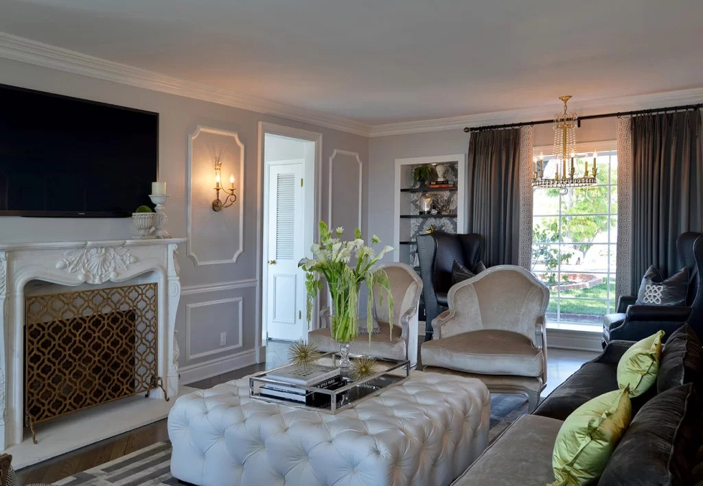 Designing Your Living Room around a Statement Piece Lars - living room remodel