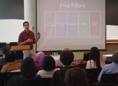 Max and five pillars