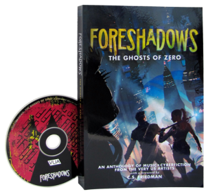 Foreshadows: The Ghosts of Zero book+CD