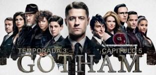 Análisis de Gotham. Temporada 3. Capítulo 5