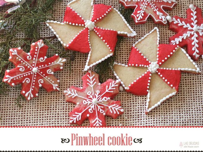 Galletas decoradas- Navidad