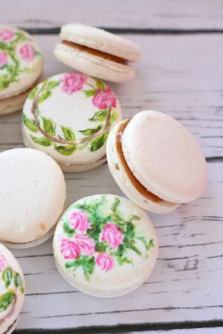 Macarons-tutorial