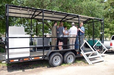 Seafood Quality Training Lab Hits The Streets Louisiana