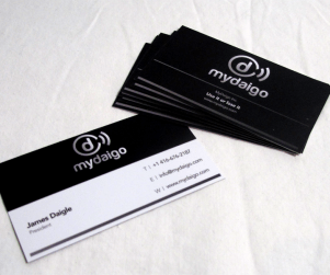 MyDaigo Business Cards