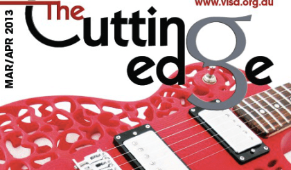 The Cutting Edge Magazine - laser cutting and engraving industry publication