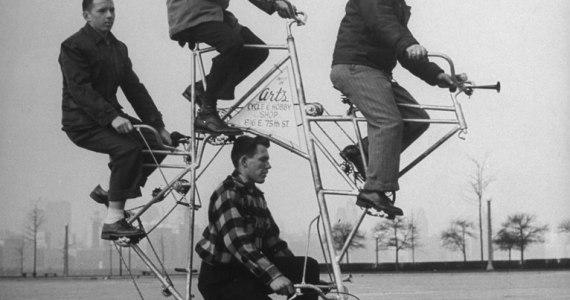Four-Man-Bicycle