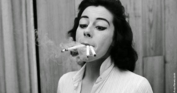 Women and Cigarettes, ca. 1950s (3)