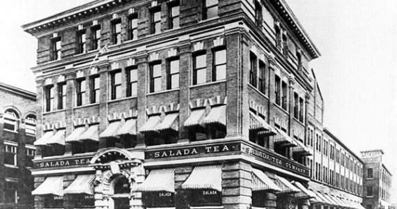 Wellington Street 1920