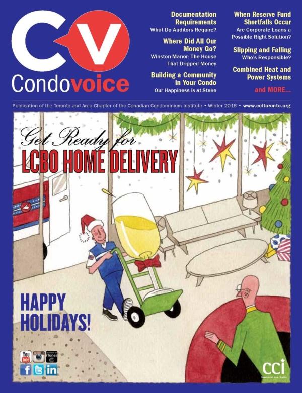 Condo Voice Cover