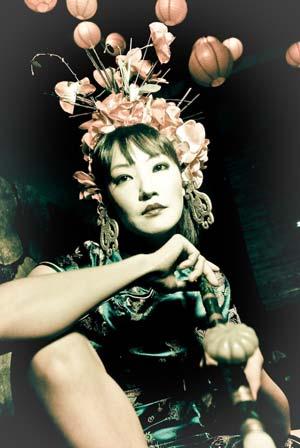 New Smoking Girl Wallpaper Absinthe Opium Amp Magic Review 1920s Shanghai A