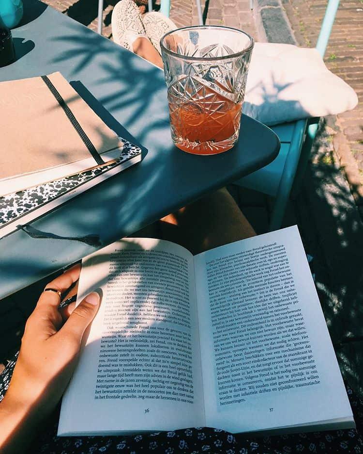 Diary week 38: Herfst, blogevent op hoogte & lui weekend
