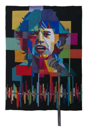 Marialuisa Comand – Paint it, black  - colori e note
