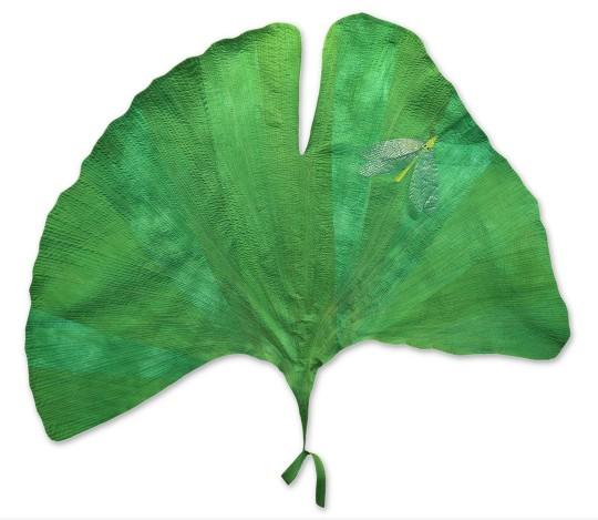 Barbara Lange - Ginkgo Leaf - 200x200
