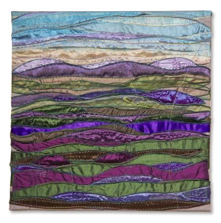 Catherine Tourel - Lavender - 40x40