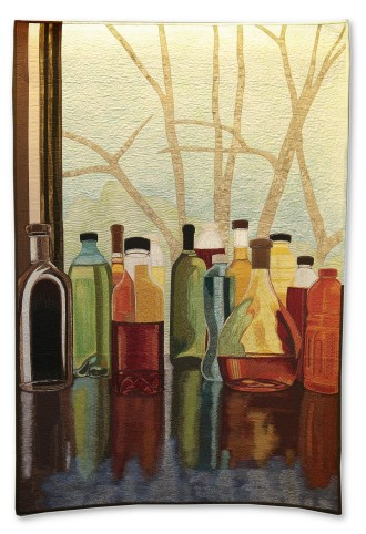 Sara Sharp - Turnin Bottles into -Stained Glass- 75x117