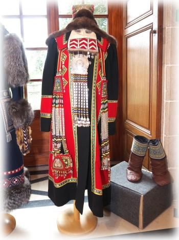 Venera Makarova - Set of yakut woman's festive dress