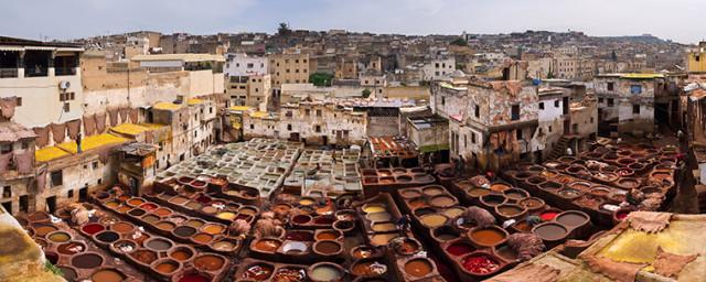 Maroko 2013