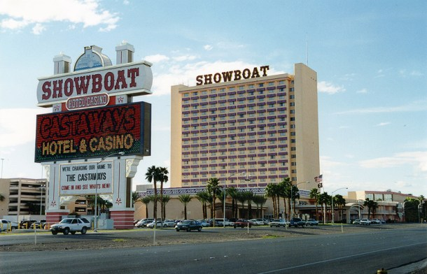 Showboat Hotel and Casino