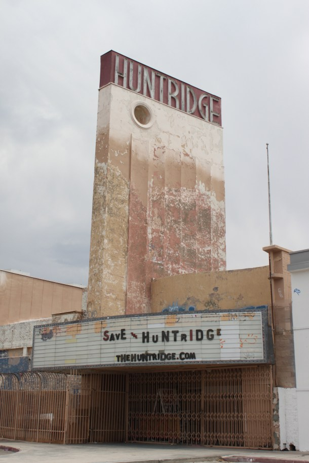 Huntridge Movie Theater